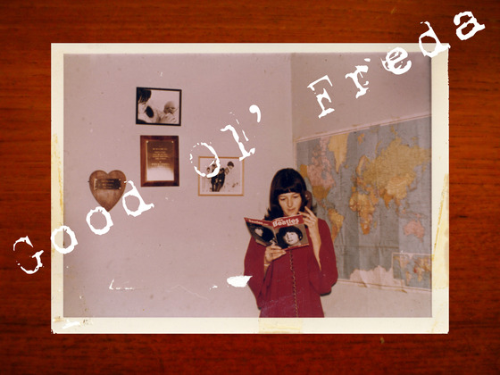 Hot Docs 2013 Review:  Good Ol' Freda and Our Nixon