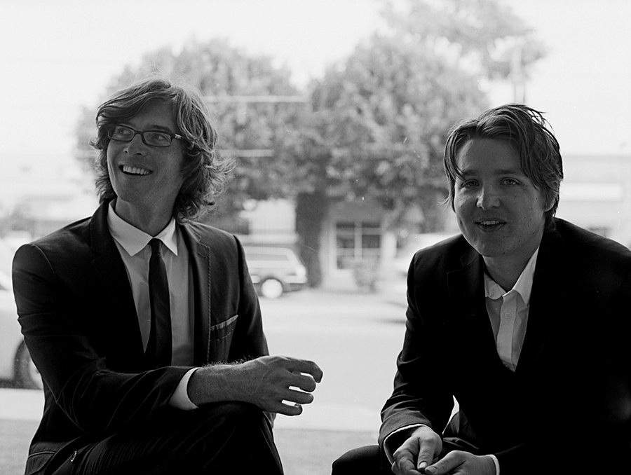 Same Seven: The Milk Carton Kids