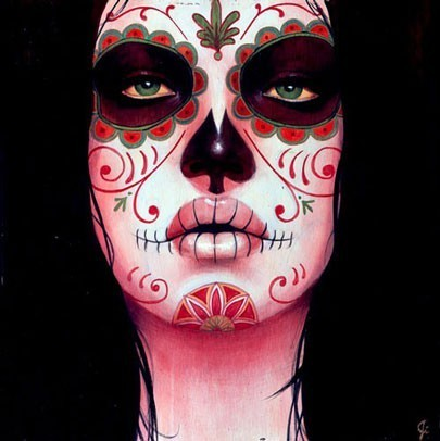 tonni day of the dead